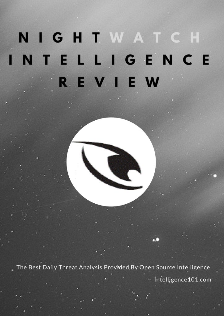 Strategic Intelligence & Global Threat Insights: Delivered Everyday by NightWatch
