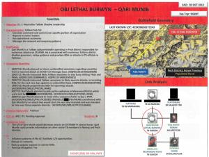 Intelligence Target Packs and Intelligence Profiles (Plus Templates)