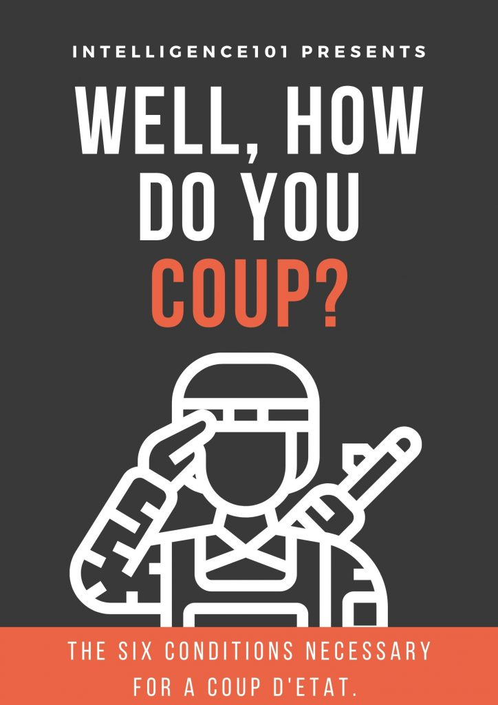 How do you coup?