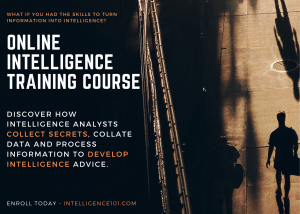 Intelligence101 Online Training Course